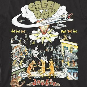 Green Day Dookie Scene