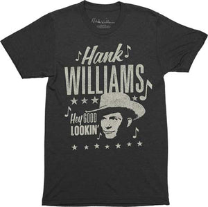 Hank Williams Good Lookin Portrait