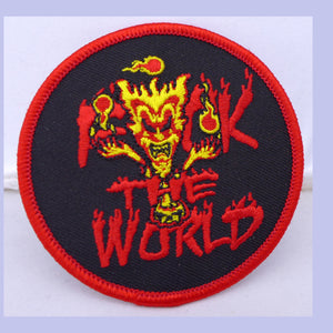 ICP FTW Round Patch