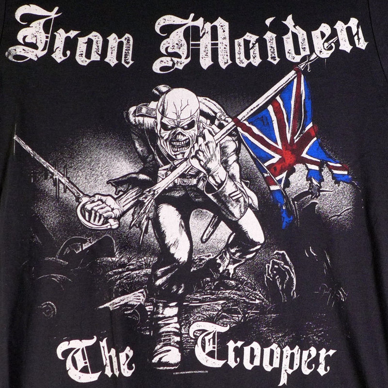 Iron Maiden Sketched Trooper