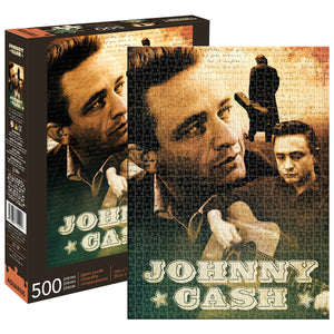 Johnny Cash Collage