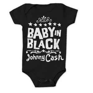 Cash Baby in Black 1Z