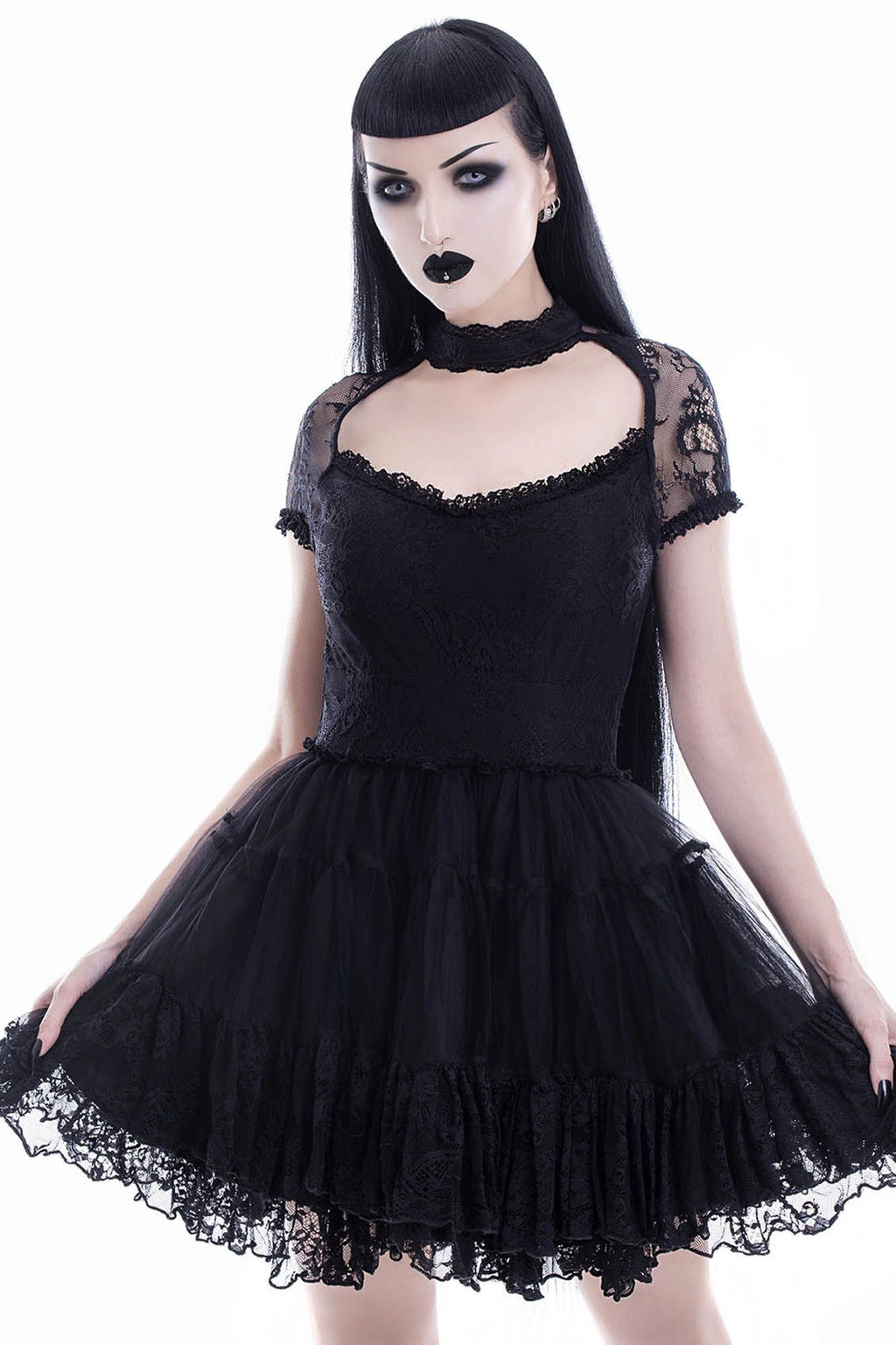 She's In Parties Lace Dress