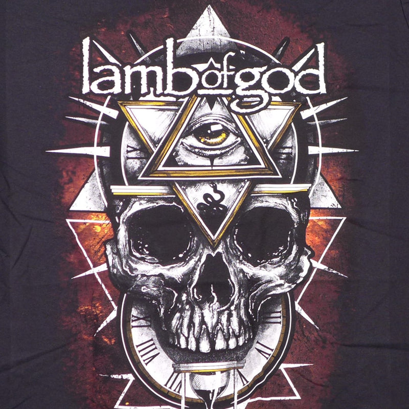 Lamb of God All Seeing Red