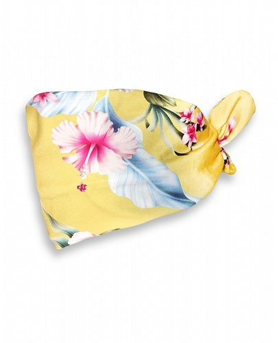 Luau Yellow Headband