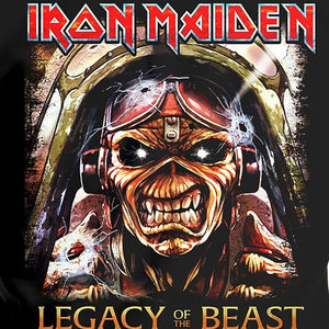 Iron Maiden Legacy Aces High