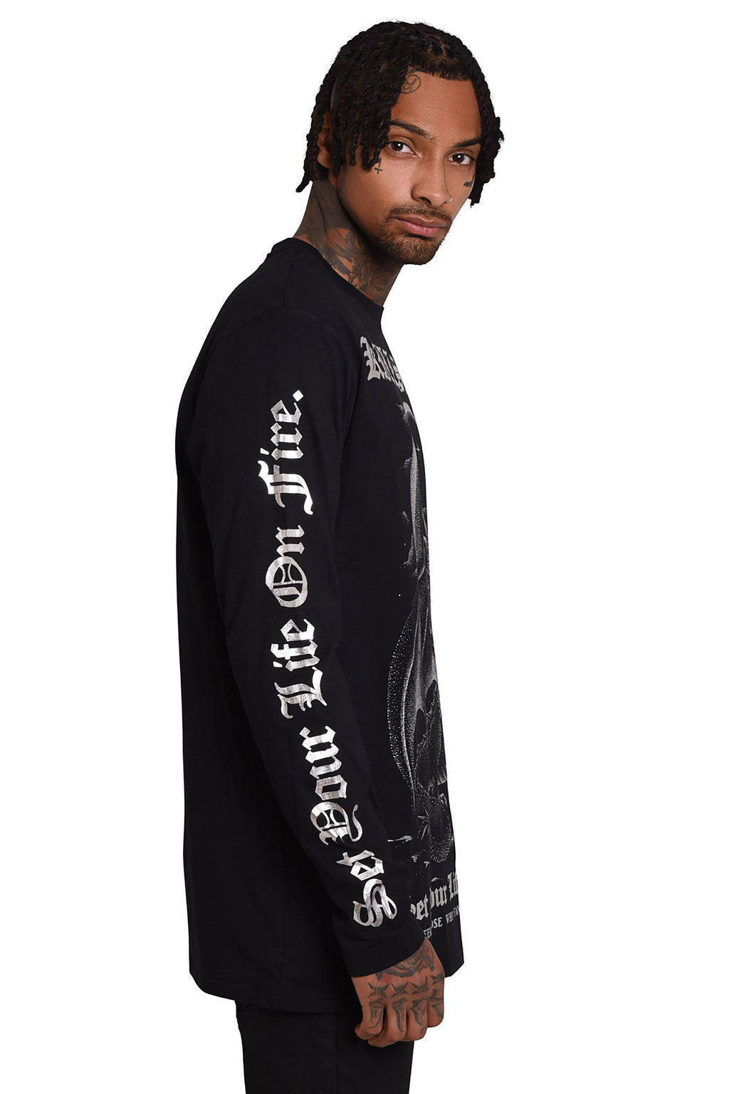 Firebreather Long Sleeve