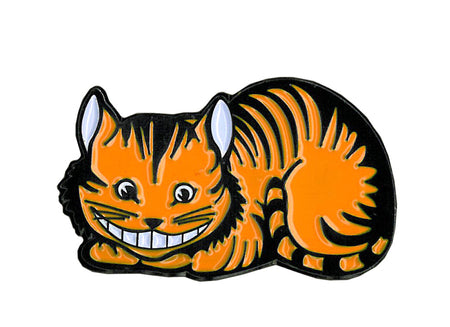 Alice Cheshire Cat Enamel Pin