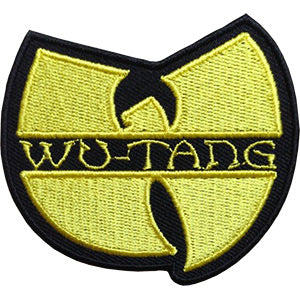 Wu-tang Clan Patch