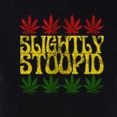 Slightly Stoopid Rasta Leaf