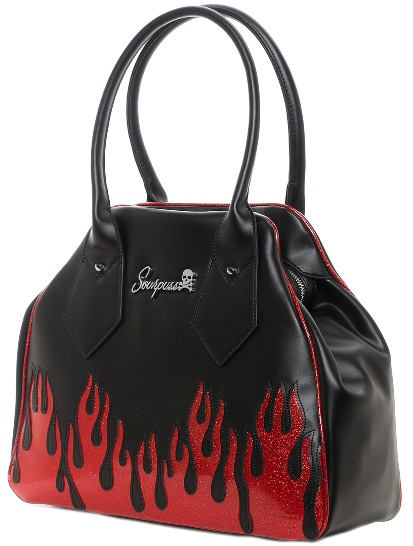 Up in Flames Rumbler Bag