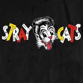 Stray Cats Chest Logo