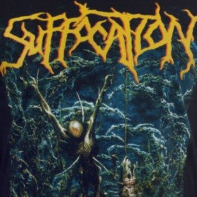 Suffocation Pierced From Within