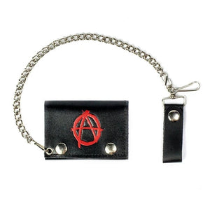 Anarchy Red Wallet