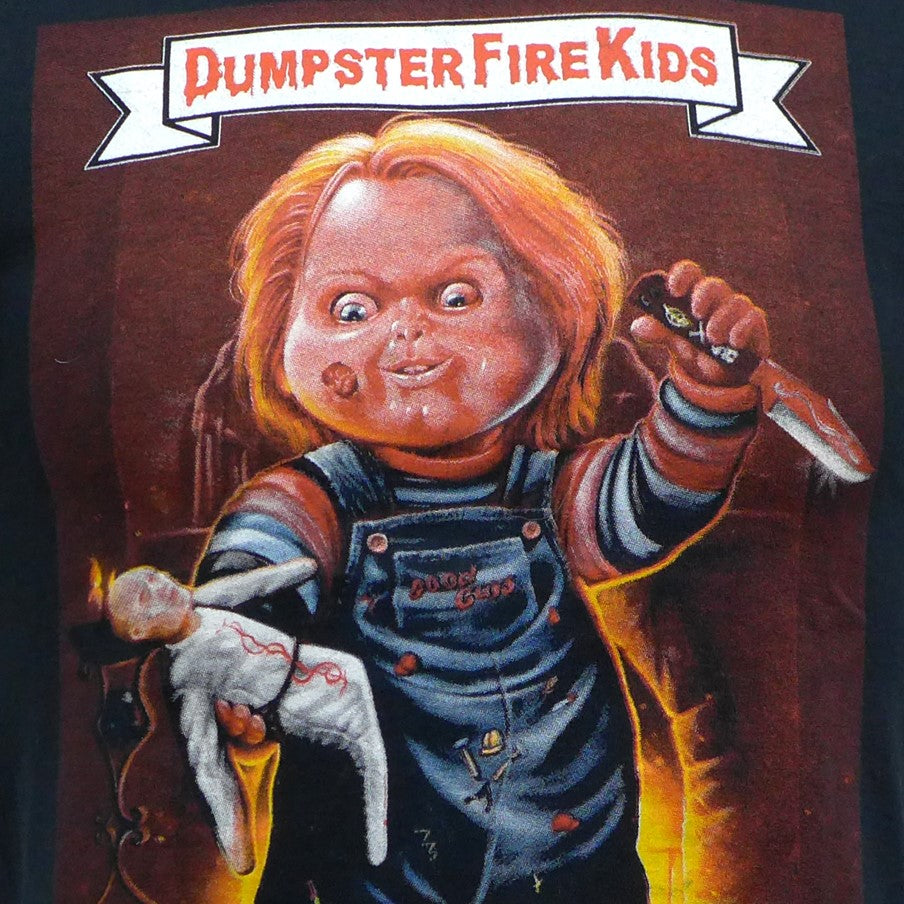 Child's Play Dumpster Fire Kids