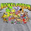 Nickelodeon Characters on Grey