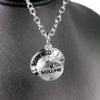Volume Knob Necklace