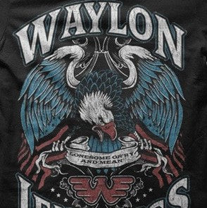 Waylon Jennings Lonesome