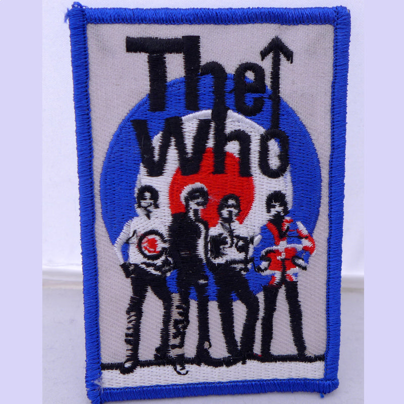 The Who Photo Patch