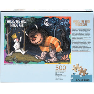 Where the Wild Things Are Puzzle