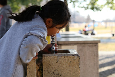 Kids Require Just as Much Drinking Water as Adults, According to Experts