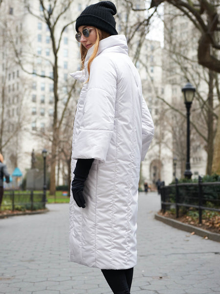 30% Off: Snow Monster Parka in Shiny Cloud