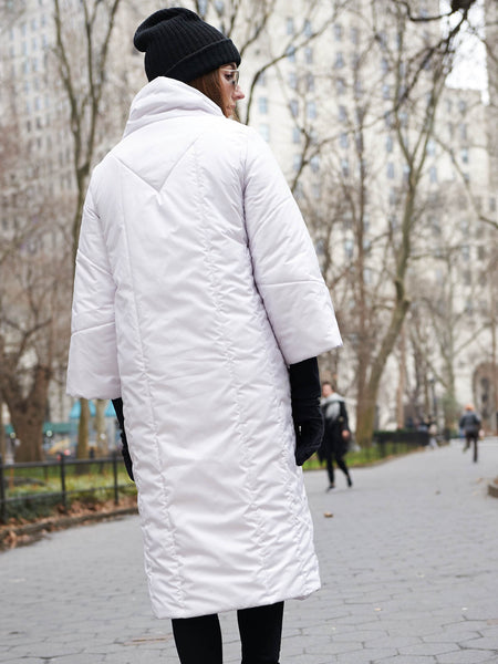 35% Off: Snow Monster Parka in Shiny Cloud