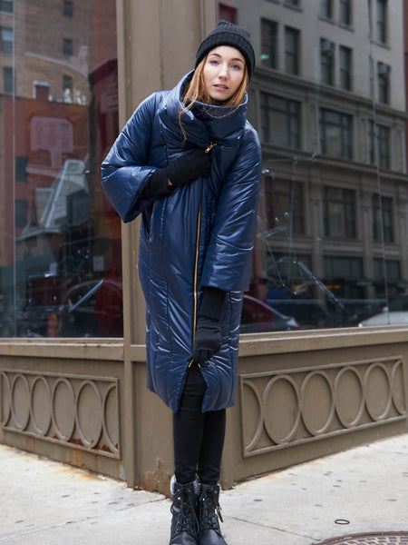 30% Off: Snow Monster Parka in Shiny Midnight
