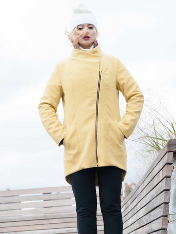 JUST ARRIVED 25% OFF: The AIDAN in Mustard