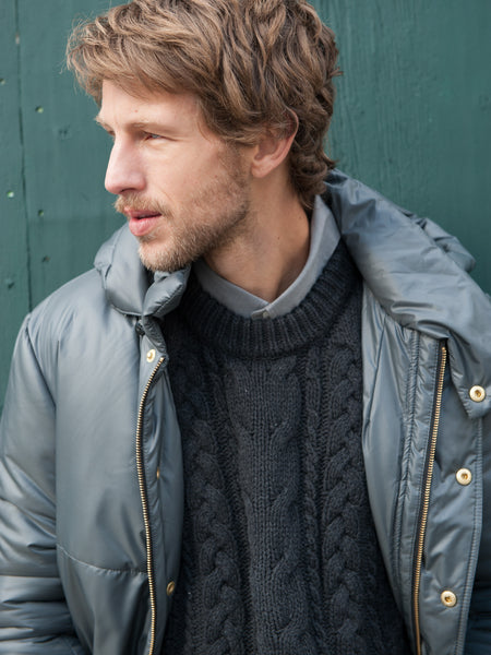 35% Off: The MARK Snow Coat - Charcoal