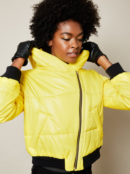 SALE: The Jess Snow in Yellow (As Seen in NYLON)
