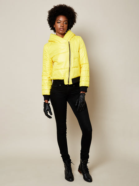 The Jess Snow in Yellow [1 LEFT in XL]