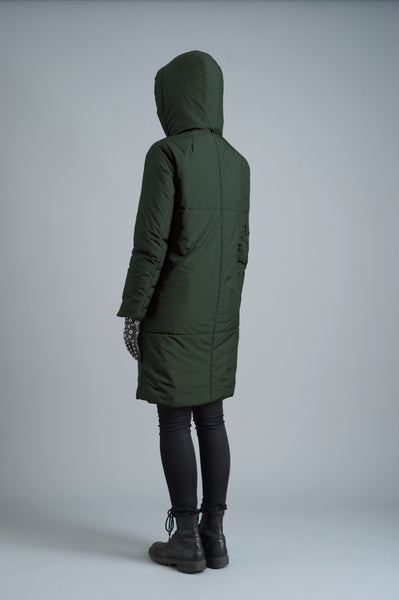 The 2019 Casto Parka in Forest
