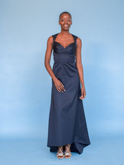 The ANAIS Gown - Midnight