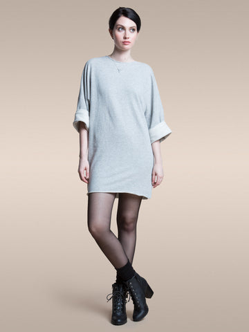 30% OFF: The Organic Crossover Sweater Dress