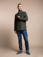 JUST ARRIVED 25% Off: Derek Waxed Workman in Olive