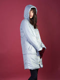 The Casto Parka in Elephant Gray