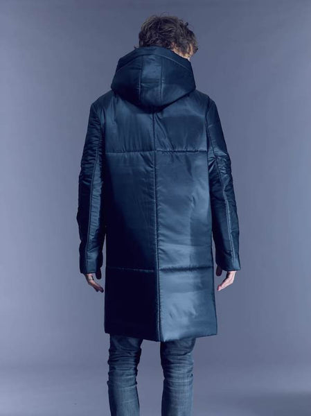 The Black MARK Snow Coat [SOLDOUT]