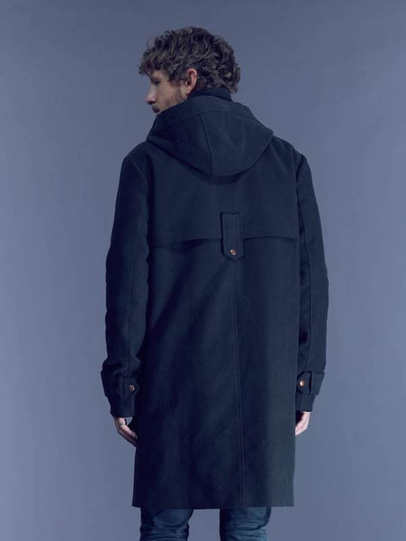 SHIPS NOW 20% OFF: The Moss Bark MARK Mountain Coat In L, XL
