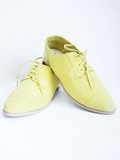 BHAVA x VAUTE Oxford Flats - Yellow