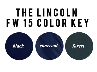 35% OFF: The LINCOLN - Black and Forest