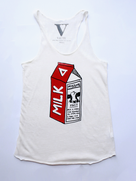 Dairy Missing Ad Tank in Eco-Ivory