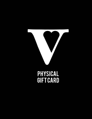 VAUTE Gift Card (Physical Card)