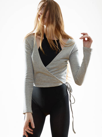 15% OFF: The Danielle Organic Ballet Sweater