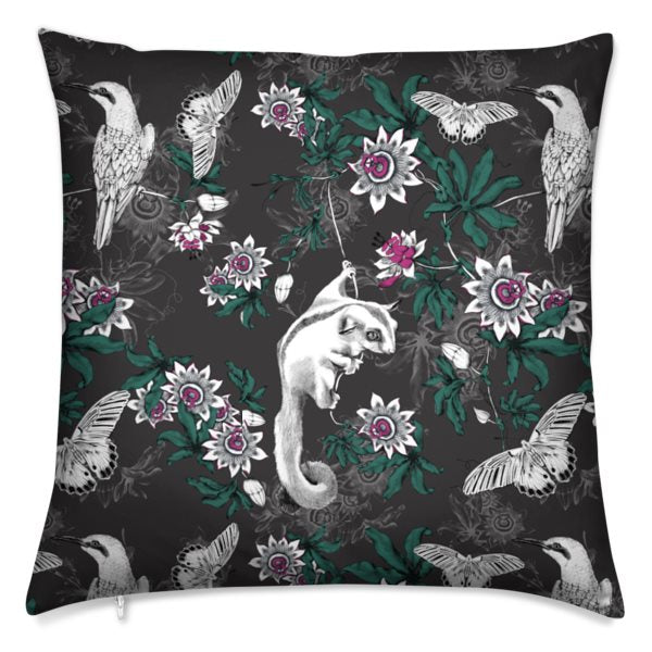 True Creation Velvet Cushion