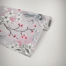 Load image into Gallery viewer, Chinoiserie Dreams (Taupe)