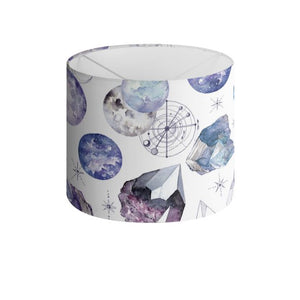 Light Cosmos Drum Lampshade
