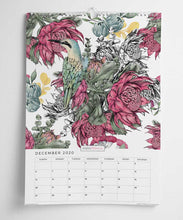 Load image into Gallery viewer, 2020 Botanicals & Blooms Calendar
