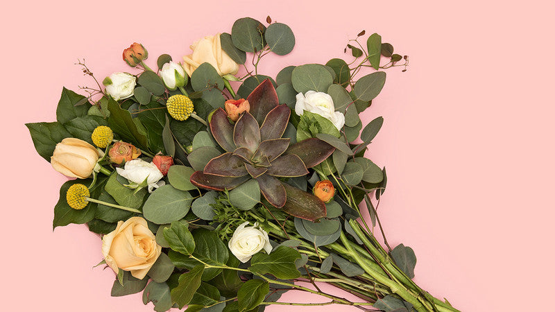 Clever Messages to Send With Your Blooms