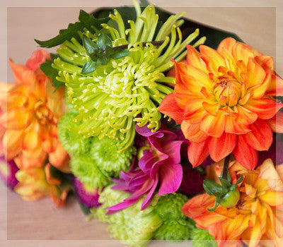 6 Month Subscription Order - SAVE 20% OFF FLOWERS